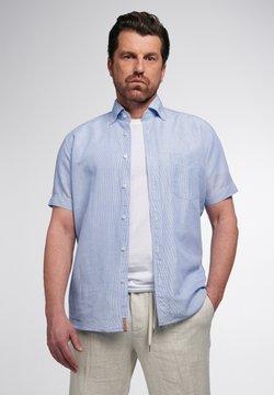 Eterna - REGULAR FIT  - Hemd - hellblau/weiß