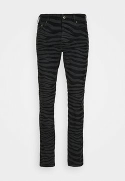 Just Cavalli - PANTALONE  - Jeans Slim Fit - black