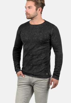 Solid - KIRISAKU - Sweter - black