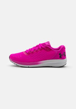 Under Armour - CHARGED PURSUIT 2 - Zapatillas de running neutras - meteor pink