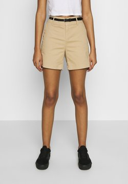 Scotch & Soda - WITH A BELT - Shorts - sand