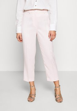 River Island Petite - PETITE CLOVE CIGARETTE TROUSER - Pantalones - light pink