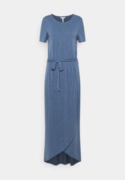 Object Tall - OBJANNIE NADIA DRESS TALL - Maxikleid - ensign blue