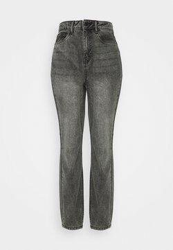 Noisy May Tall - NMISABEL MOM - Jeans Straight Leg - grey denim