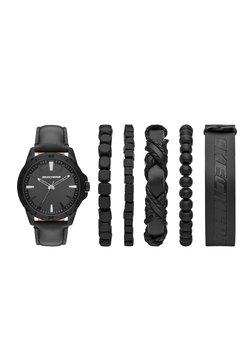 Skechers - SKECHERS  SET  - Uhr - black