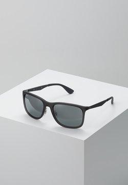 Ray-Ban - Solbriller - matte trasparent grey