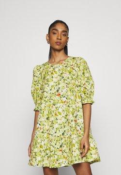 Monki - MILLIE DRESS - Vestido informal - grassy