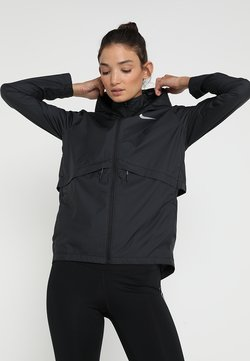 Nike Performance - Laufjacke - black/silver