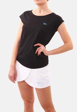 SPORTKIND - T-Shirt basic - schwarz