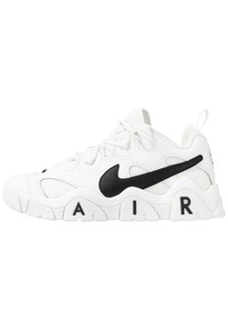 Nike Sportswear - AIR BARRAGE - Sneaker low - summit white/black