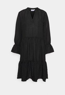Saint Tropez - DAYASZ DRESS - Vapaa-ajan mekko - black