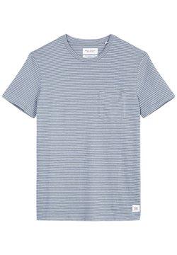 Marc O'Polo DENIM - T-Shirt print - multi/silent wave