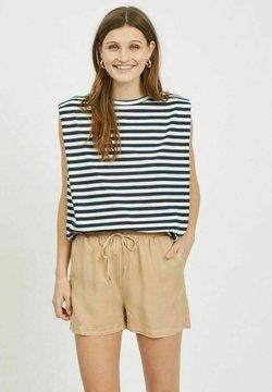 Vila - Top - navy blazer