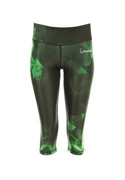 Winshape - AEL202 - 3/4 Sporthose - smaragd