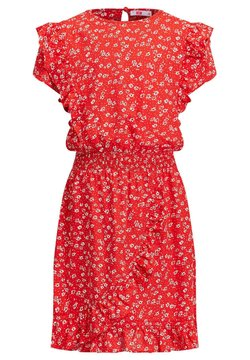 WE Fashion - Korte jurk - bright red