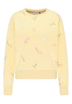 Ragwear - HEIKKE - Sweatshirt - yellow