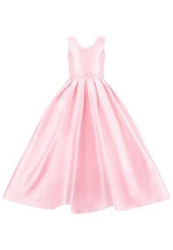 Prestije - MIT PERLEN PRINZESSINNEN KINDERKLEID M - Cocktailkleid/festliches Kleid - rosa