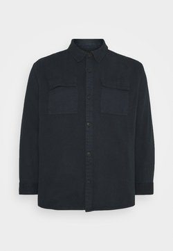Shine Original - UTILITY OVERSHIRT MORE - Veste légère - navy
