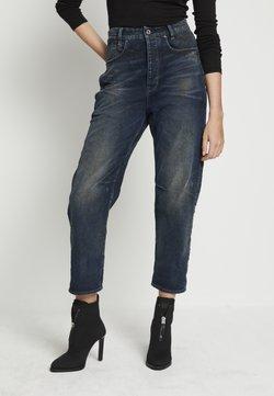G-Star - C-STAQ 3D BOYFRIEND CROP - Jeans Relaxed Fit - antic nebulas