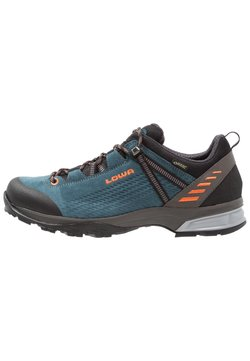 Lowa - LEDRO GTX  - Hikingschuh - petrol/orange