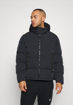 Champion - ROCHESTER OUTDOOR HOODED JACKET - Giacca invernale - black