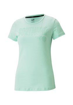Puma - REPLICAS BVB DORTMUND  - T-Shirt print - gruen