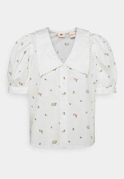 Levi's® - ROYCE COLLAR BLOUSE - T-shirt con stampa - sadie/cloud dancer