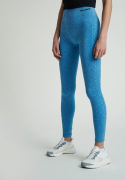 Hummel - HMLCI  - Tights - mykonos blue melange