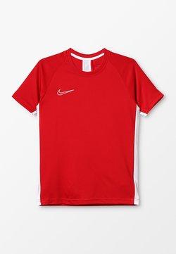 Nike Performance - DRY  - T-shirt de sport - university red/white