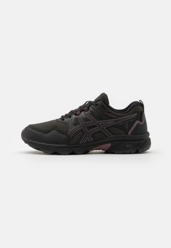 ASICS - GEL-VENTURE 8 WP - Zapatillas de trail running - black/grape
