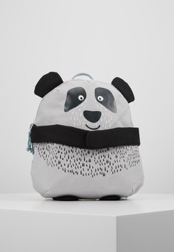 Lässig - BACKPACK PANDA - Ryggsäck - light grey