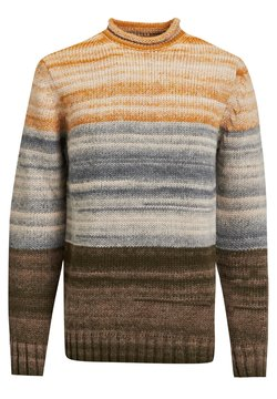 WE Fashion - MET KLEURVERLOOP - Maglione - multi-coloured