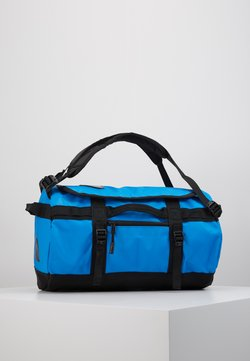 The North Face - BASE CAMP DUFFEL XS UNISEX - Treningsbag - clear lake blue/black