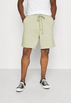 NU-IN - BASIC  - Shorts - khaki