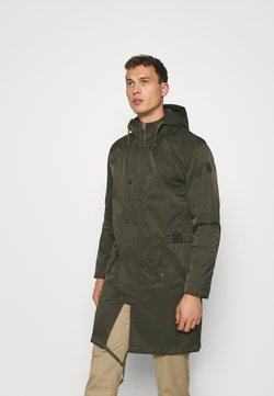 Marc O'Polo - JACKET REGULAR FIT DETACHABLE - Parka - rosin