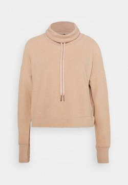 Sweaty Betty - HARMONISE LUXE - Sudadera - misty rose pink