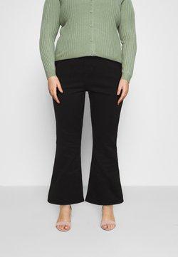 Levi's® Plus - 725 PL HR BOOTCUT - Jeans bootcut - black sheep