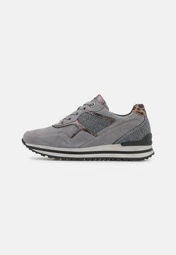 Gabor Comfort - Sneakers - grau/bronc/savanne