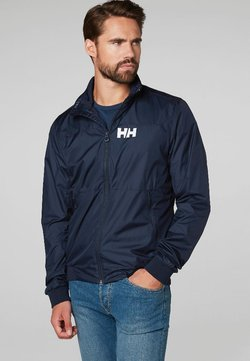 Helly Hansen - CREW - Windbreaker - navy