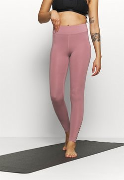 ONLY Play - ONPDALO TRAINING - Tights - mesa rose