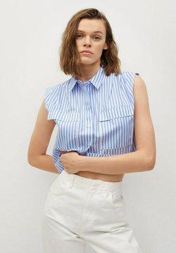 Mango - RITA - Skjorta - blauw