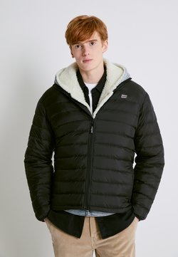 Levi's® - PRESIDIO PACKABLE JACKET - Untuvatakki - blacks