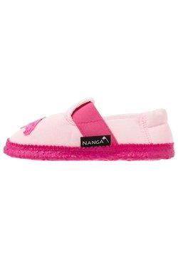 Nanga - FLAMINGO - Pantoffels - rosa