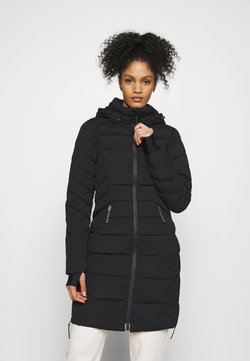 Marks & Spencer London - COMFORT COAT - Overgangsjakker - black