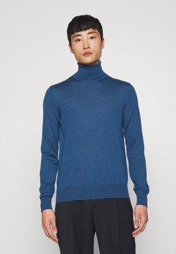 Emporio Armani - Strikpullover /Striktrøjer - blue