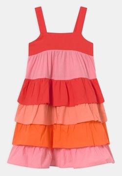 Never Fully Dressed Kids - TIERED DRESS - Freizeitkleid - multi-coloured