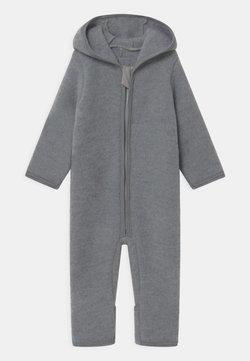 Huttelihut - ALLIE WITH EARS UNISEX - Jumpsuit - light grey