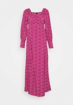 Vero Moda - VMLUIZA DRESS - Maxikjoler - pink yarrow