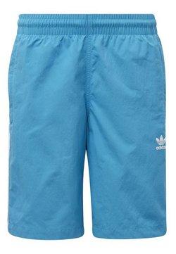 adidas Originals - 3-STRIPES SWIM SHORTS - Badeshorts - blue