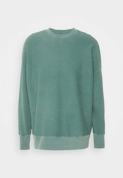 Champion Reverse Weave - CREWNECK - Sweater - dark green